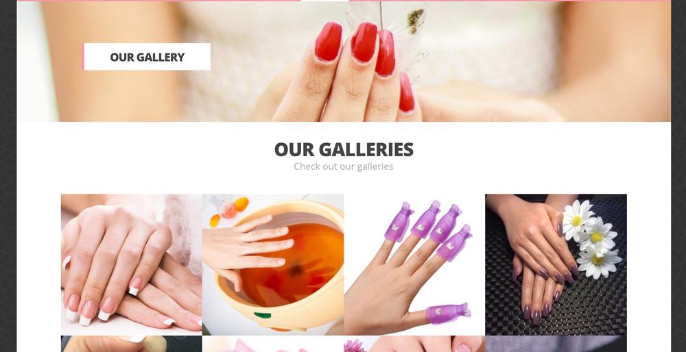 c and u nail gallery