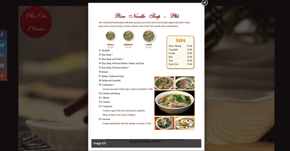 pho on gallery