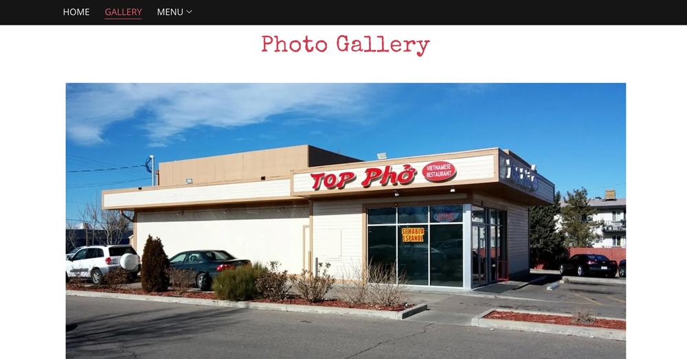 Top pho gallery